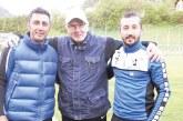 Гоцеделчевски футболист изненадан от първия си треньор на мач в Австрия