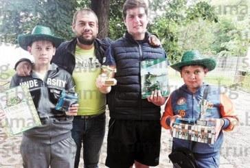 Млади риболовци от Гоце Делчев втори на национален турнир по улов с плувка