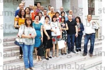 Зам. кметица се срещна със съучениците си 30 г. след бала