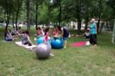 Десетки отбeлязаха Международния ден на йогата на открито в Благоевград