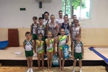 Благоевградчани с 9 медала на държавното по скокове на батут