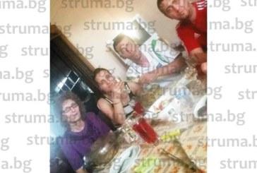 """Треньорът на вратарите във """"Вихрен"""" почерпи за 40-ия си рожден ден"""