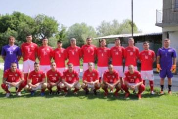 """С каре от """"Беласица"""" и """"Пирин"""" /Рз/ аматьорският тим на България падна от Гърция в контрола"""