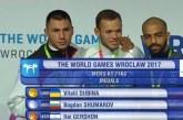 Петричкият кикбоксьор Б. Шумаров вицешампион на Световните игри в Полша