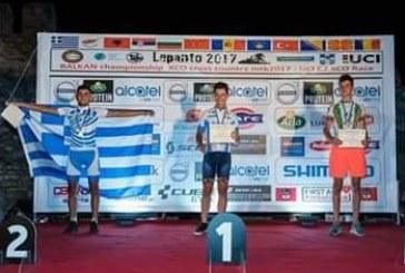 Поредно признание! Ученик от Петрич трети в Гърция на планинско колоездене