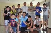 """Волейболистите от ВК """"Пирин"""" – Разлог станаха Републикански шампиони"""