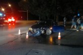 Ужасяващ инцидент в Русе! Катастрофа между две коли отнесе момиче, което разхождало кучета си