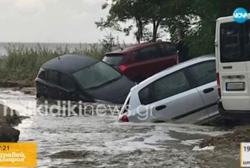 """Българин разказа за водния ад и ужаса от циклона """"Медуза"""" в Гърция"""