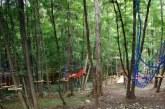 Въвежда се символичен вход на въжения парк в Благоевград