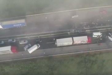 Ако имате близки, ранени в катастрофите на магистралата! Вижте в кои болници са настанени