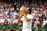 """Федерер отвя Чилич, влезе в историята на """"Уимбълдън"""""""