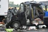 Кървава катастрофа в Унгария! БГ микробус се нацепи в камион – трима загинаха