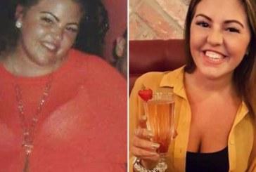 Жена отслабна с 38 кг, след като се отказа от майонезата