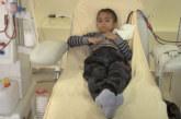 Какво е състоянието на малкия Байрям след трансплантацията