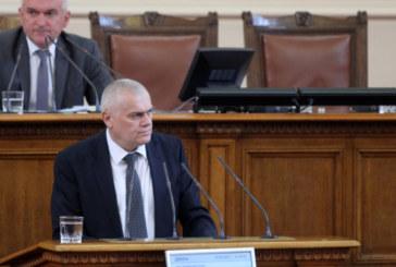 Министър Радев: НЯМА да има увеличение на заплатите на полицаите