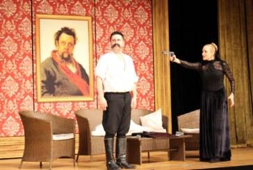 Звездно трио закри Летните театрални празници в Банско
