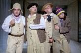 """Звезди от Театъра на армията гостуват в сряда в Благоевград с най-успешния си спектакъл с 20-г. история """"Много шум за нищо"""""""