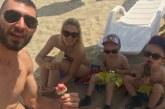 """Дупнишката волейболистка Супер Ели избрана за """"Мис Турнир"""" в Русия, Цв. Соколов си ближе сладоледа на морето"""
