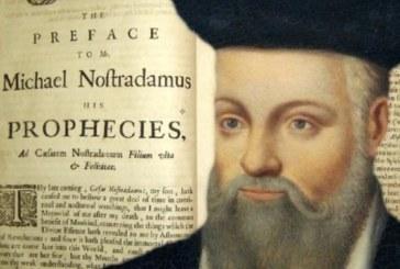 Най-важното пророчество на Нострадамус вече се сбъдва! Страшно е!