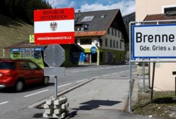 Австрия връща граничния контрол