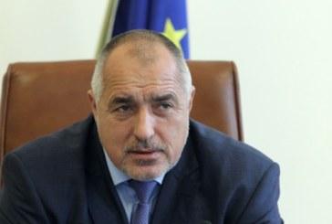 Б. Борисов свиква националния оперативен щаб заради очакваните поройни дъждове и градушки