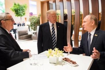 Историческа среща Путин-Тръмп