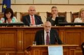 Поискаха оставката на вътрешния министър Валентин Радев