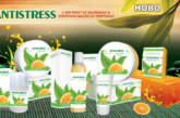 В новата серия за тяло ANTISTRESS на REFAN! Масло от портокал и екстракт от върбинка гонят стреса