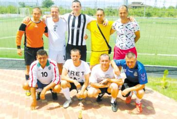 Благоевградски полицаи триумфираха в V турнир по минифутбол за празника на МВР