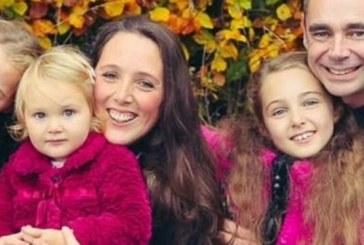Млада вдовица с 6 сирачета смята да забогатее с изобретените от нея катафалка и ковчег за починалия ѝ от рак съпруг
