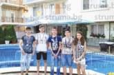 Гимназисти от Математическата със златни медали, купи и лавров венец от международно състезание