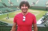 """Благоевградчанин се потопи в тенис магията на """"Уимбълдън"""", гледа Бердих-Тийм с промо билет от 25 паунда"""