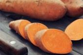 Сладките картофи регулират теглото и кръвното налягане