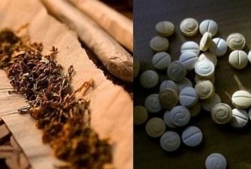 Спипаха амфетамин и марихуана в лек автомобил на 24-г. от Пернишко