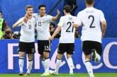Германия спечели Купата на конфедерациите