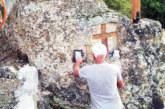 Фотокапан щракна овчар от Старчево да краде пари, дарени за параклиса на Рупите