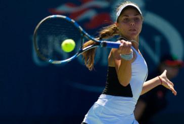 Ударен старт за Виктория Томова на US Open