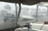 Страшни ветрове и мълнии в Италия и Хърватия