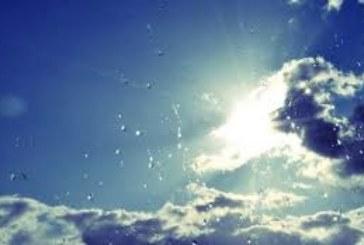Седмицата започва със слънчево време, следобед ще има увеличение на облачността