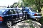 АДСКА КАТАСТРОФА В СОФИЯ! Благоевградски опел се вряза в полицейски патрул, две ченгета в болница