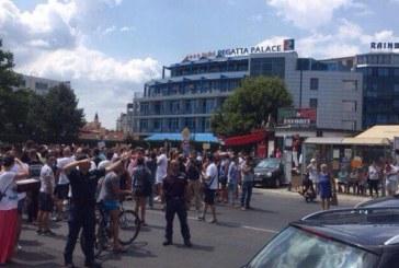 """200 души въстанаха срещу акция """"Тишина"""" в Слънчака"""
