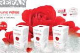 REFAN връща младостта с хиалуронова киселина и роза дамасцена с PURE ROSE PERFECTION