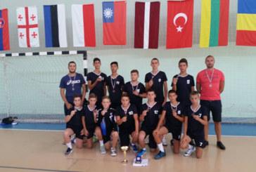 Волейболни надежди на Сандански с бронз от международен турнир