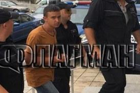 Убиецът на Никол влезе в съда прикован с белезници, съдията го скри от публичен линч