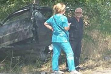 Зверска катастрофа край Бургас, млад мъж издъхна на място