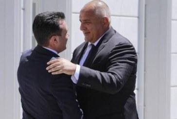 Скопие под обсада заради посещението на премиера Борисов, хеликоптери кръжат над македонското правителство