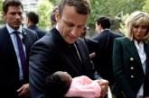 Френският президент и съпругата му идват в България на 25 август