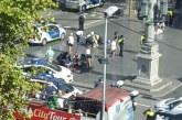 Миниван се вряза в пешехоци в центъра на Барселона, има ранени