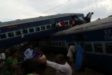 Влак дерайлира, поне 10 загинали, 150 ранени