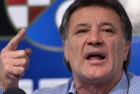 Простреляха най-мощния човек в хърватския футбол